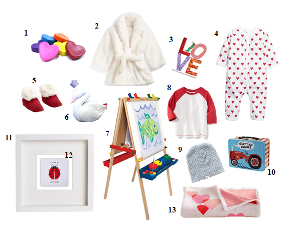 Toddler Valentine's Day Gifts