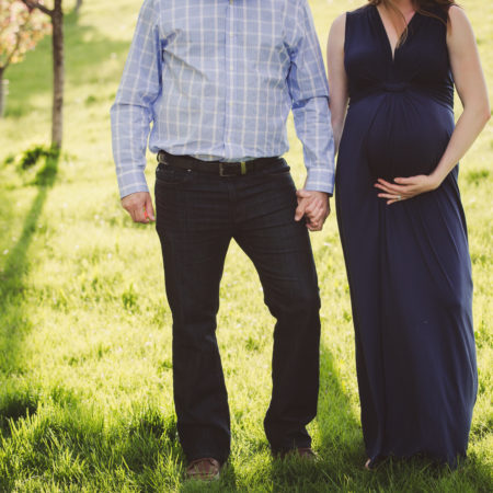 Calgary Maternity Photos