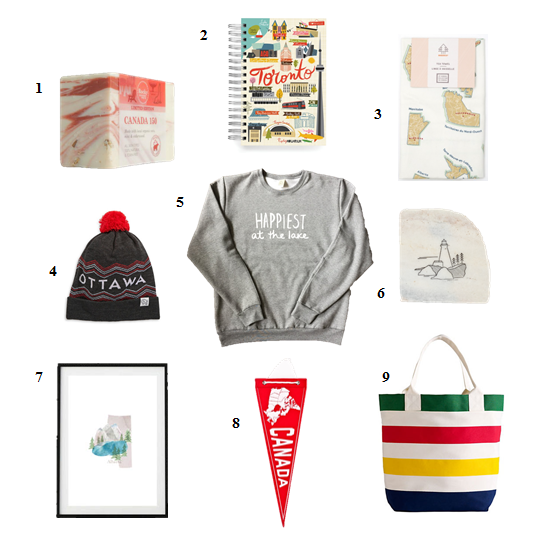 Canada's 150th Birthday Gift Picks