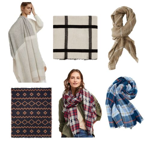 the best blanket scarves
