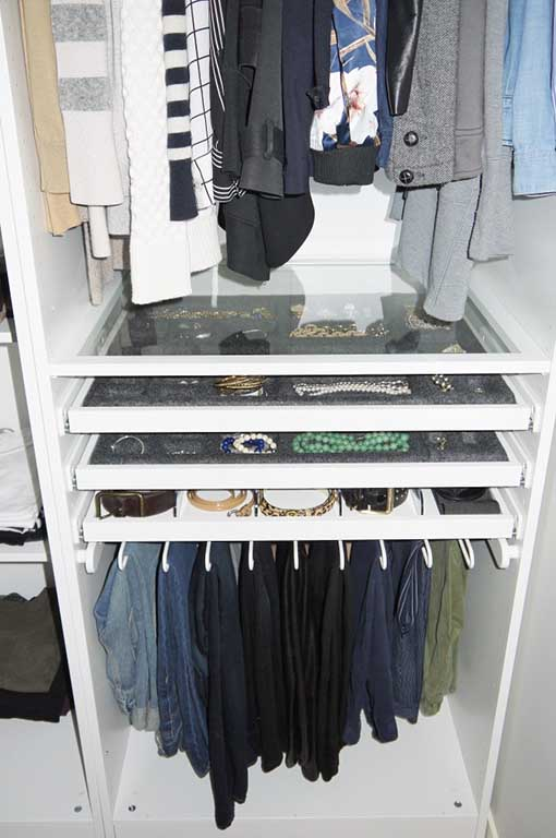 My Closet Makeover with IKEA