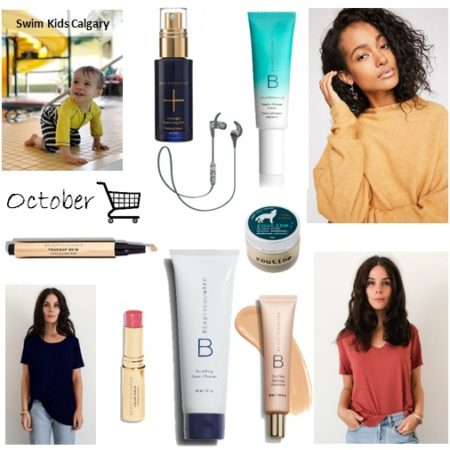 October: What's in My Cart